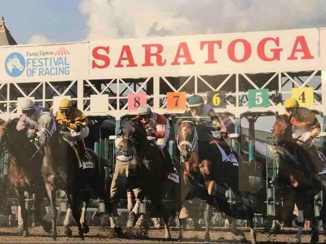 Saratoga Race Track July 11- Sept 2, 2019