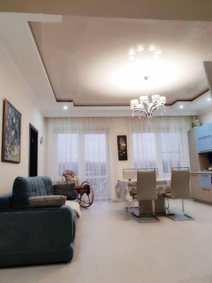 Квартира Lux на Пятигорской