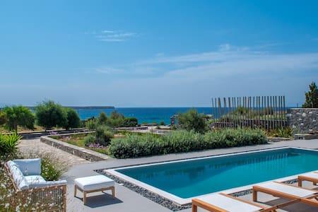 Aelia Master Villa with Private Pool - Paros