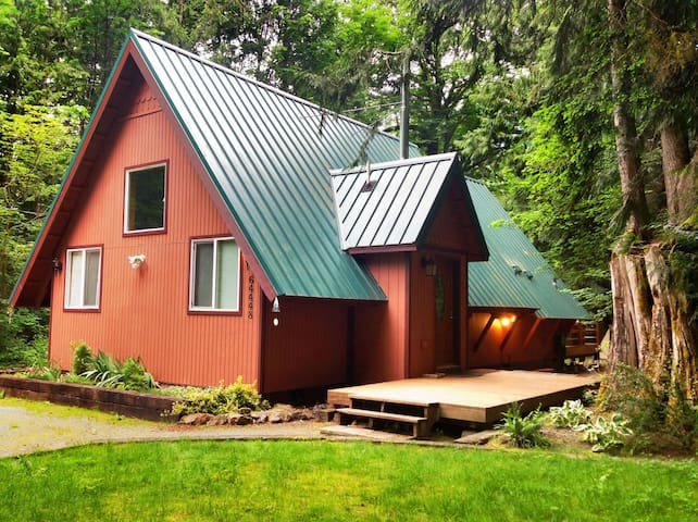 Adorable Mtn Cabin, Hot Tub, Pets OK! 20 Min to Stevens! 10% OFF!
