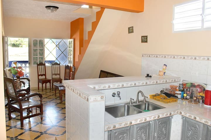 Hostal Don Ruiz, casa independiente en Trinidad