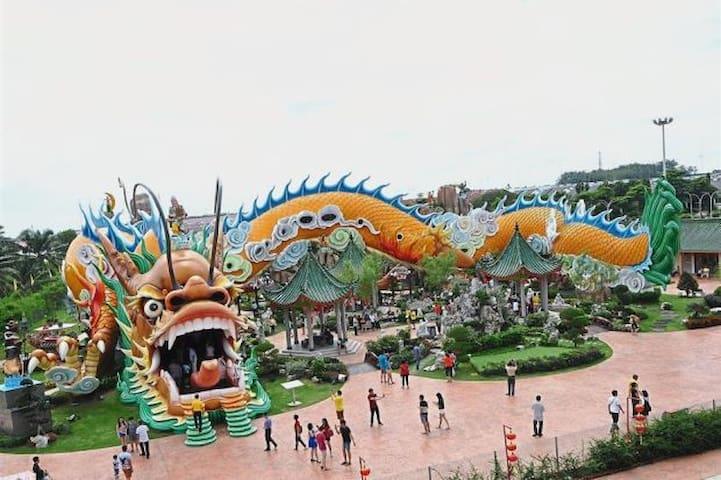Ah Wei Homestay (阿伟民宿)
