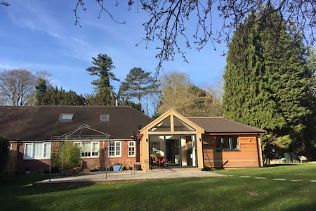 A lovely home and garden in Chilham, nr Canterbury - Chilham - Rumah