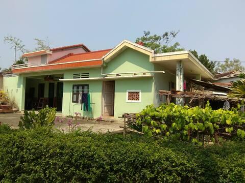 Village House-Vietnamese Classic Style