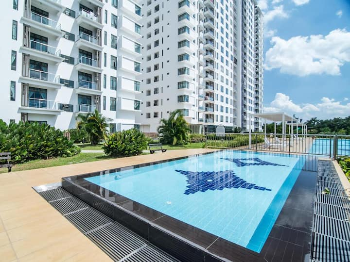 2 Bedrooms - D'inspire Residences