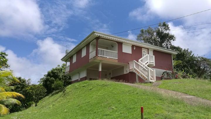 Loue maison en Martinique