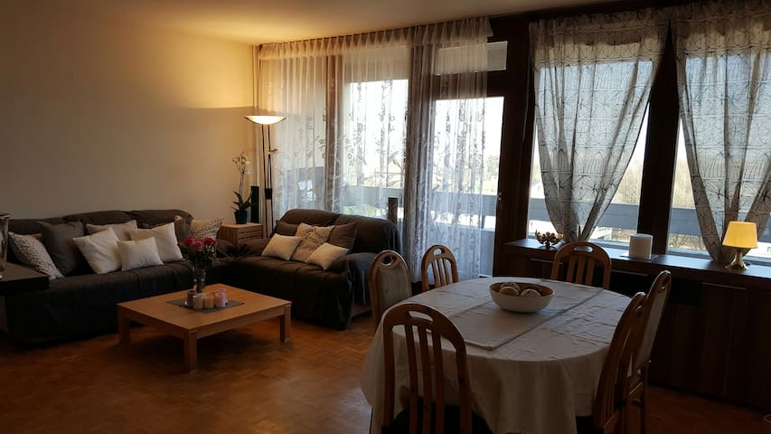 Apartment near the Geneva Airport and Palexpo - Meyrin - Apartamento