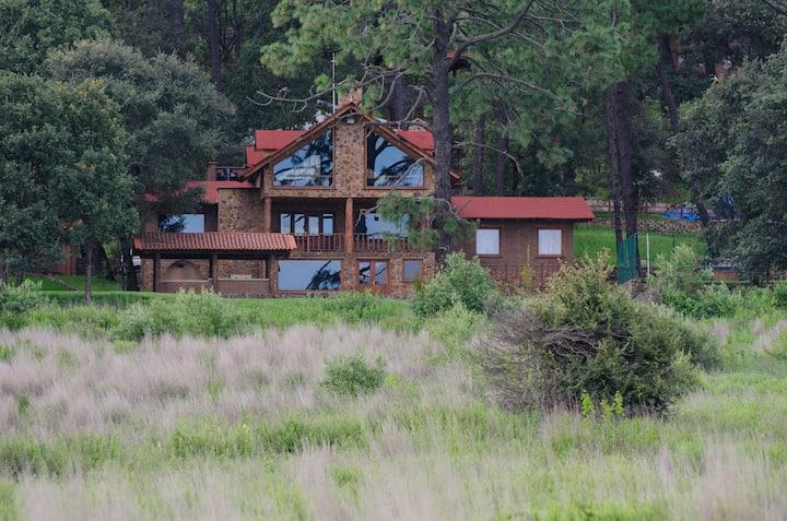 Cabaña El Ensueño un lugar de descanso y diversión