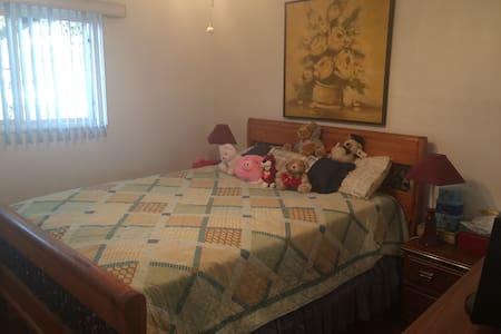 Beautiful bedroom - Casa
