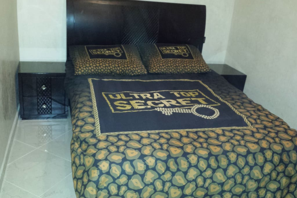 Schlafzimmer 2te Wohnung