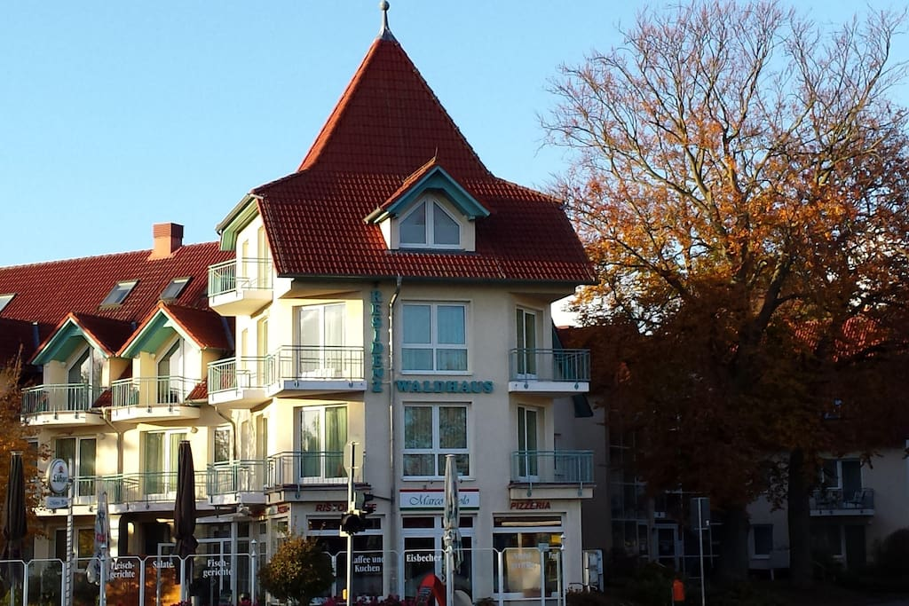 Die Residenz mit Restaurant