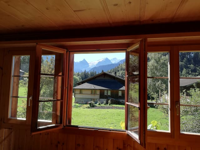 Landhaus Hasli Big Mountain
