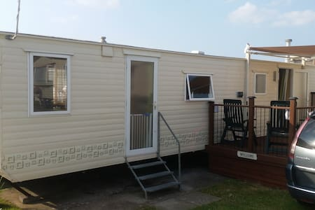 3 Bed static caravan to hire in Brean, Somerset - Berrow - Otros