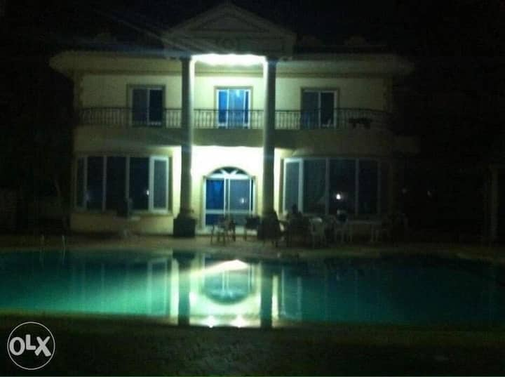 Amazing Villa in Alexandria ( El Agami )