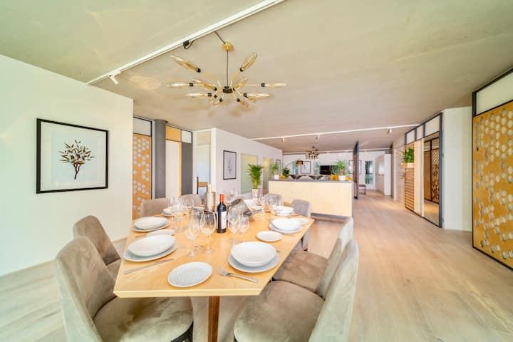 Luxury 6BD Duplex in the Center of Vevey