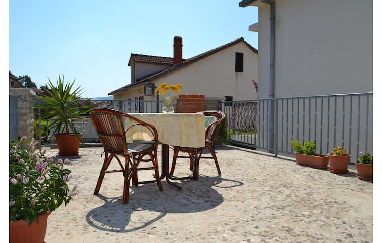 Holiday apartment with 1 room on 24m² in Jelsa