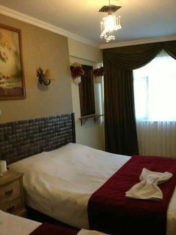 Yeşim apart(Hostel in Marmaris)