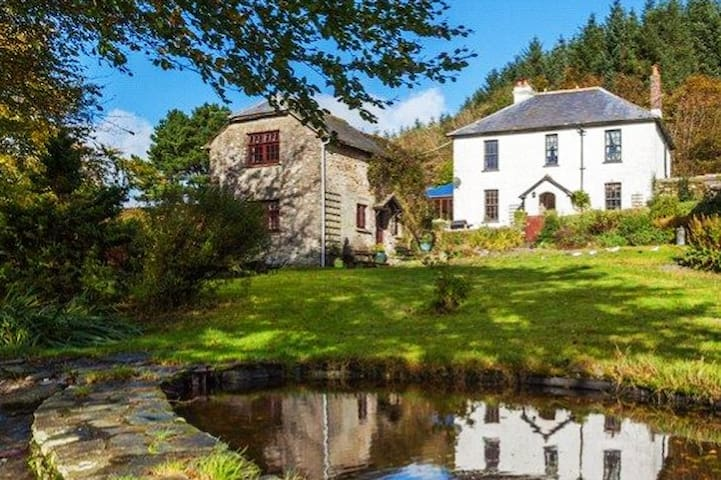 Converted Barn in Glorious North Devon Valley