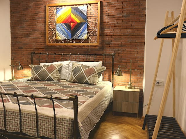 Apartment in the center of Tbilisi.