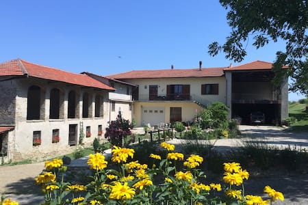 Cascina Belbo Luxury B&B - Niella Belbo - Bed & Breakfast