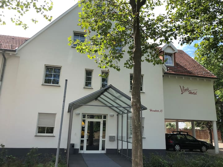Zentrum Walldorf