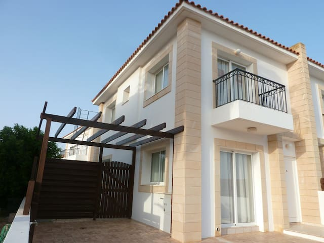 Villa near sea and beach in Protaras