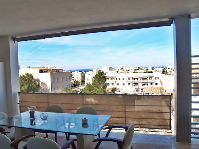 Apartamento a 500m de la playa - Colonia de Sant Jordi - Byt