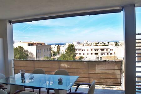 Apartamento a 500m de la playa - Colònia de Sant Jordi - Wohnung