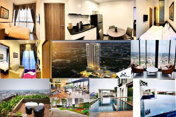 The Houze condominium khon kaen