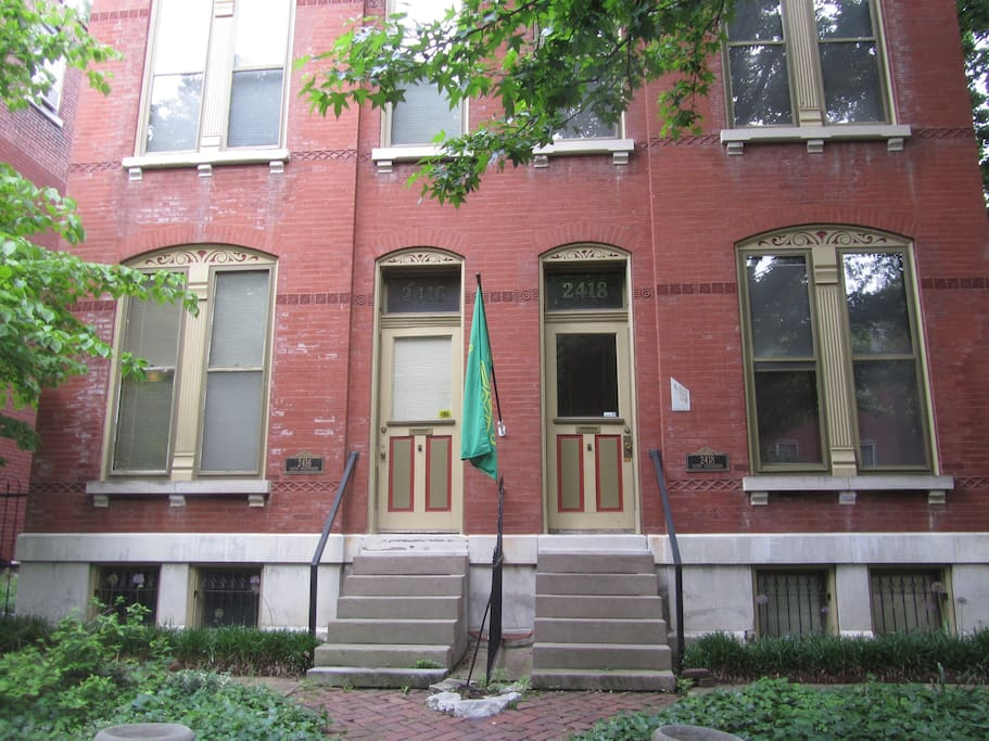 2 Bedroom Apartment In Historic Soulard Flats For Rent In St Louis Missouri United States