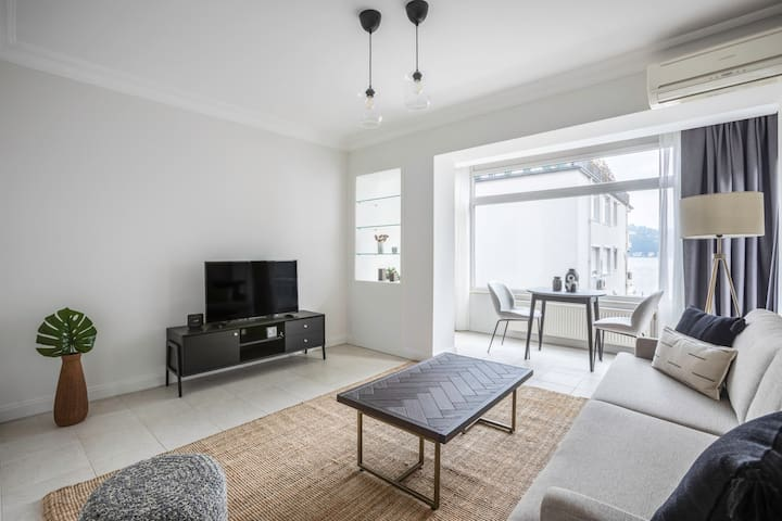 Arnavutköy, fully equipped 1BR w/ Bosphorus view