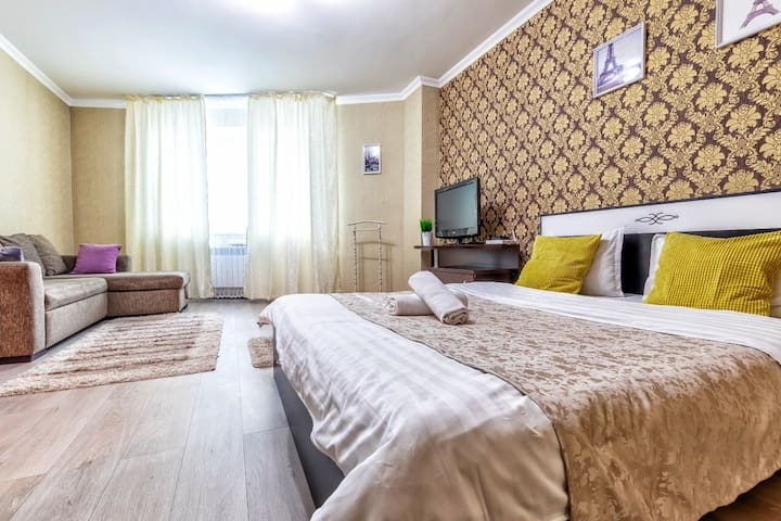 Comfortable apart in the center of Nur-Sultan(Ast)