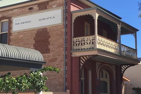 Historic BANK built in 1895, in heart of Quorn