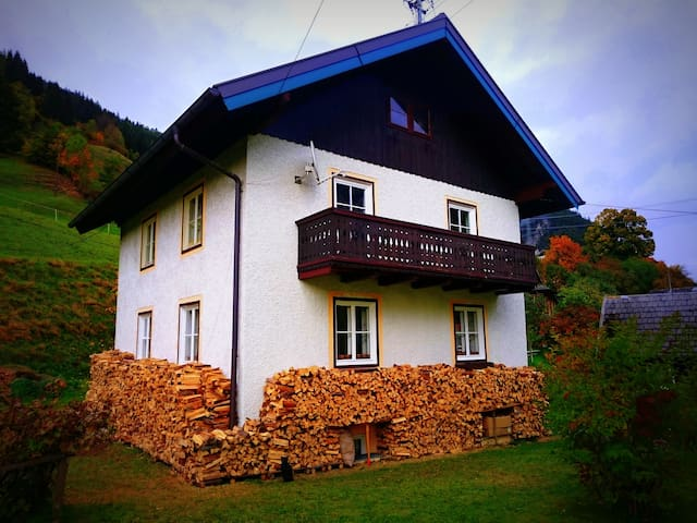 GungHo Hütte