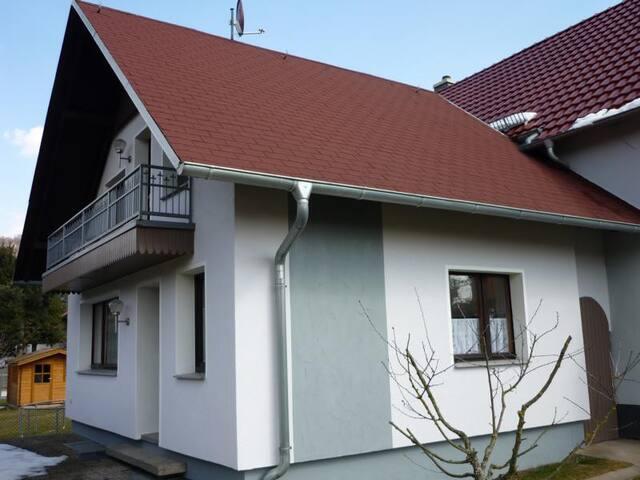 Ferienhaus Rosiak im Herzen Thüringens