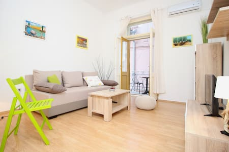 Top location Apartment Madonnina 2min from beach