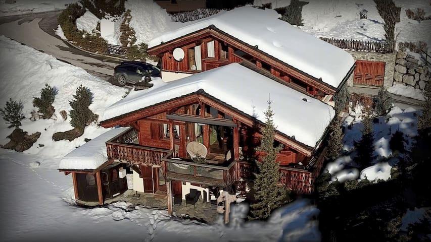 El Condor, chalet luxe, sauna & jacuzzi intérieur