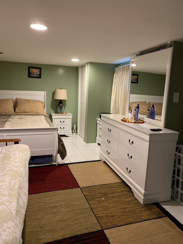 Beautiful bed bed room