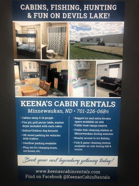 Keena's Cabin Rentals