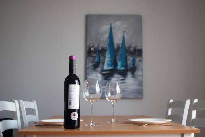 Bonito apartamento cerca del mar - Arrieta - Дом