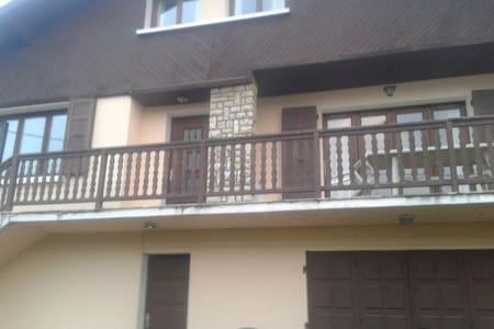 Grande maison/jardin/terrasse - Villard-Bonnot