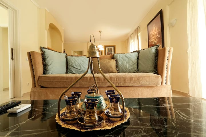 Elegant 3 bedroom apartment - Chalandri - อพาร์ทเมนท์