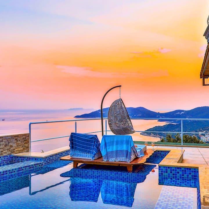 Sunset Butik Aparts-Seaview