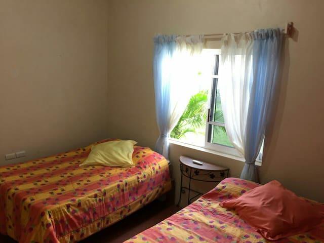 2da. habitación (doble cama matrimonial )