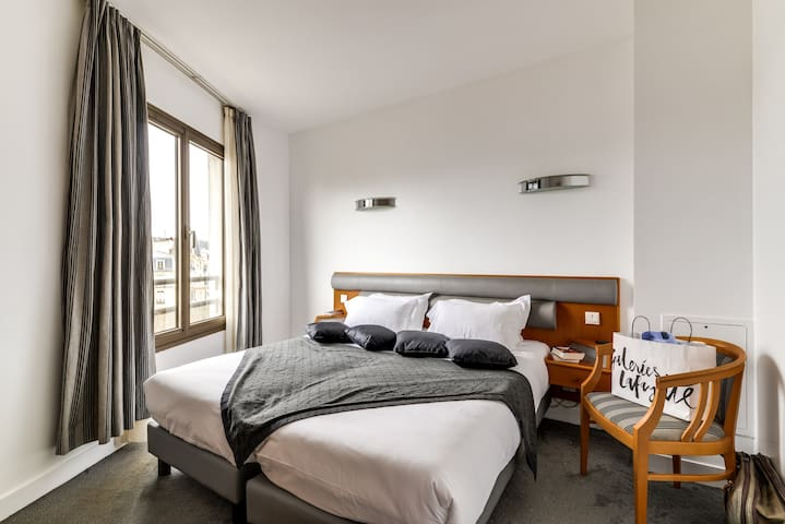 Double room in the Duplex