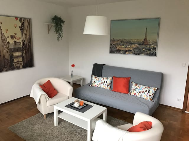 Big cozy apartment in Essen Stadtwald - Essen - Daire