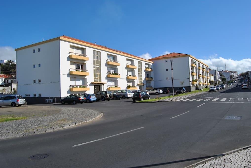 Apartament street view