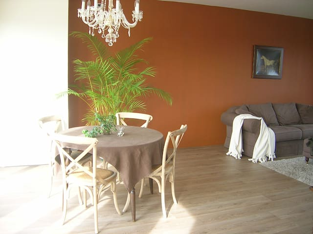 Penthouse with private terrace centre of Roeselare - Roeselare - Osakehuoneisto