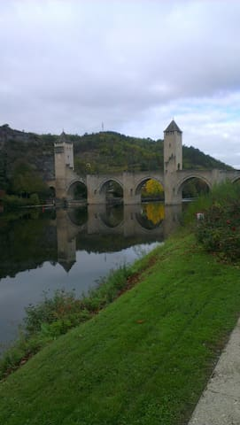 Pont Valentre at Cahors