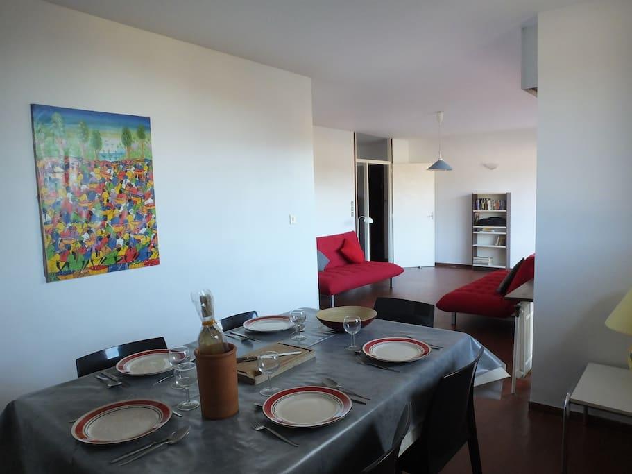 Dining room - Mila
